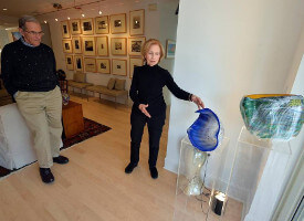 "Residents Share ""ART of Downsizing"""