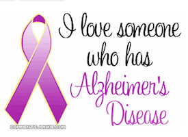 I Love Someone Who Has Alzheimer's Disease