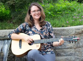 Get To Know Amanda Russell, Music Therapist