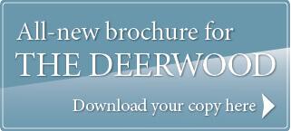 The Deerwood Brochure graphic