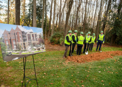 Sharon Towers The Deerwood Groundbreaking 101