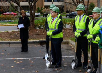 Sharon Towers The Deerwood Groundbreaking 27