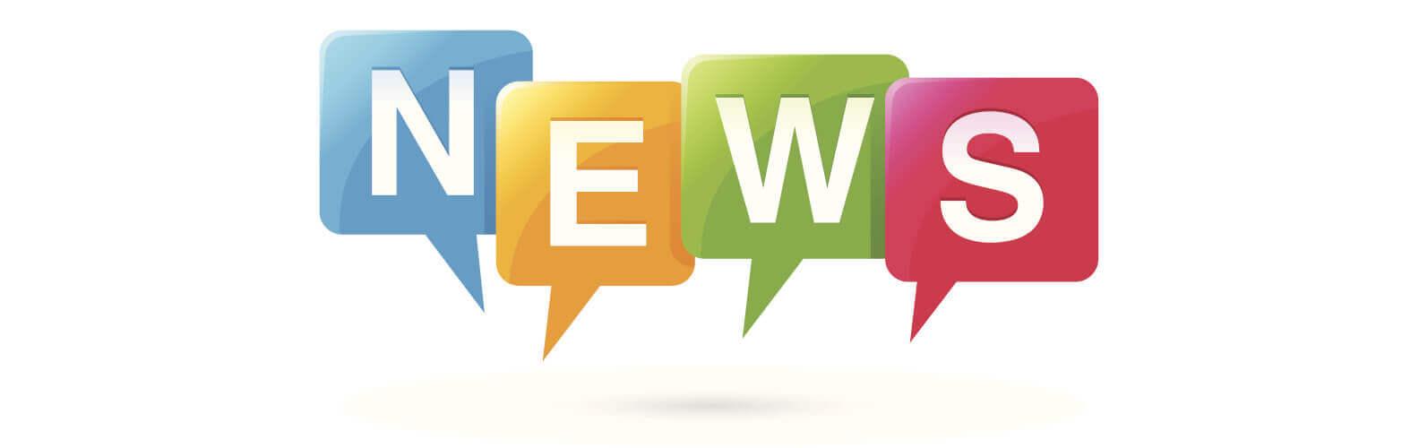 News header mobile